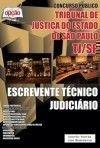 Tribunal de Justiça do Estado / SP (TJ/SP) - ESCREVENTE TÉCNICO JUDICIÁRIO