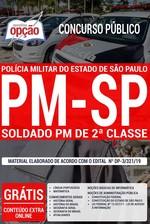 Apostila Concurso PM SP 2019 - SOLDADO PM DE 2ª CLASSE