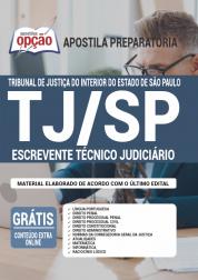 Apostila TJ-SP 2020 - Escrevente Técnico Judiciário