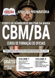 Apostila CBM-BA 2020 - Curso de Formação de Oficiais
