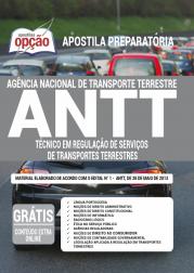 Apostila ANTT 2020 - Técnico em Regulação de Serviços de Transportes Terrestres