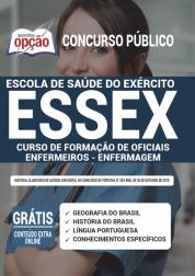 Apostila EsSEx 2020 - Curso de Formação de Oficiais Enfermeiros - Enfermagem