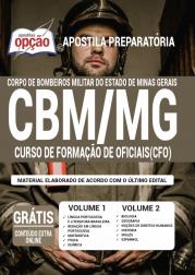 Apostila CBM-MG 2020 - Curso de Formação de Oficiais (CFO)