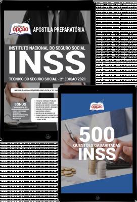 Apostila Preparatória do INSS 2021