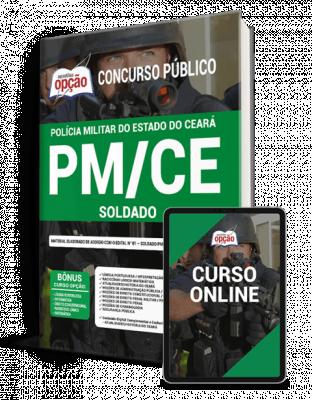 Apostila Concurso PMCE 2021