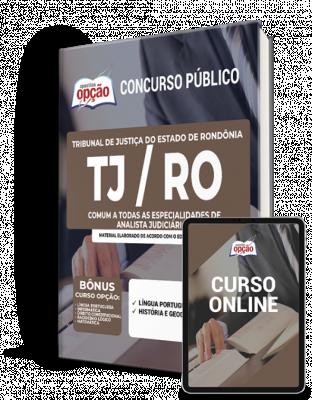 Apostila Concurso TJ-RO
