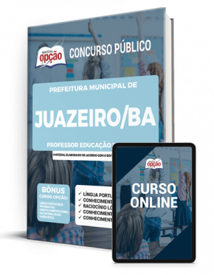 Apostila Concurso Prefeitura de Juazeiro (BA) 2021