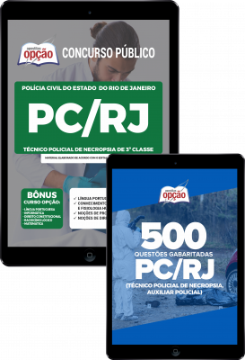 Apostila Concurso da Polícia Civil RJ 2021