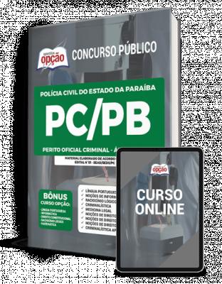 Apostila Concurso Polícia Civil PB 2021
