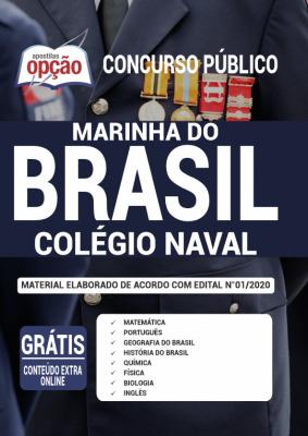 Apostila Concurso Marinha 2020