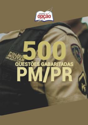 Apostila Concurso Polícia Militar do Paraná (PM PR) 2020
