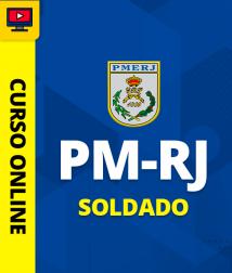 Pacote Completo PM-RJ - Soldado